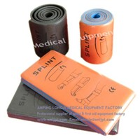 Medical First Aid Rolled Splint