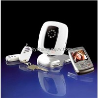 Professional Security Camera Alarm System