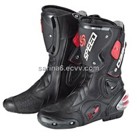 Motorcycle racing boots B1001