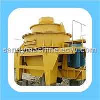 New type sand making machine