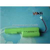 Ni-MH Rechargeable Battery Pack (Ni-MH AA1600mAh 3.6V)