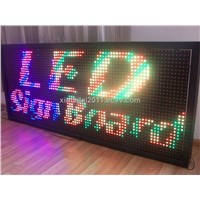P20 High Brightness Outdoor LED Sign