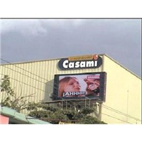 Outdoor LED Sign (p25)