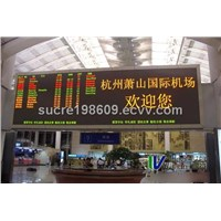 P8 Indoor Dual Color LED Screen
