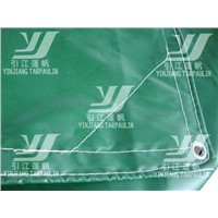 PVC Coated Truck Cover