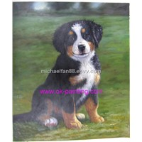 Pets Oil Painting