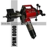 "Pipe Beveling Machines (PBM-8000) - 3""- 8"" Pipe, 76.2mm-203.2mm"