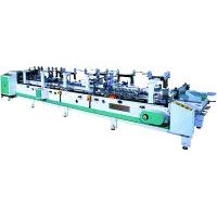 Plastic PVC, PET, PP Folding Box Making Machine/Fold Machine