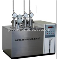 Heating Deflection & Vicat Softening Temperature Measuring Apparatus (RV-300E/RV-300F)