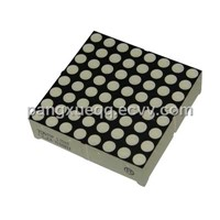 Red-Green 8x8 Common Anode LED Matrix Display Made in China