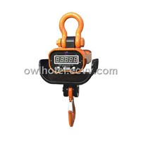 Remote Anti-Heat Crane Scales