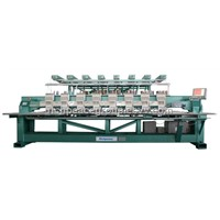 Richpeace Laser Flat Embroidery Machine