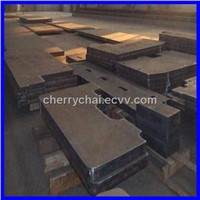 Stainless Steel Forging Cutting Parts