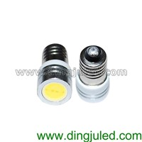 T10 E0 screw led hight power car light