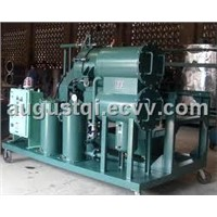 Vacuum Lubricating Oil Regeneration Purifier (TYC-A Series)