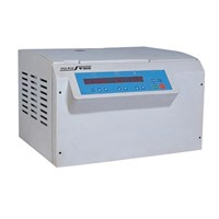 Table Top High Speed Refrigerated Micro Capacity Centrifuge