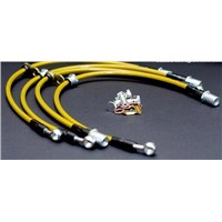 Telfon Stainless Steel Braided Brake Hose