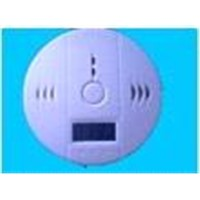 Three-D LCD CO Alarm Device
