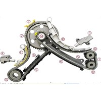 Timing Chain Kit for NISSAN (YD25)
