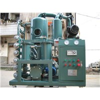 Two-Stage Transformer Oil Filtration / Purification Machine