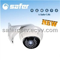Vandalproof Camera 700TVL Sony Effio-E / CCD Home Security Camera (SF-6089QIR)