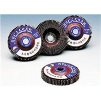 Verticl Abrasive Cloth Wheel