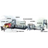 Waste Plastic Film Recycling Machines