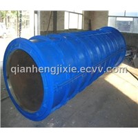 Suspension Roller Type Concrete Tube Making Mould (XG Series)