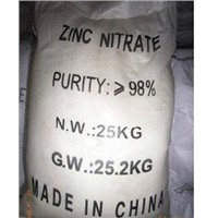 Zinc Nitrate Solution