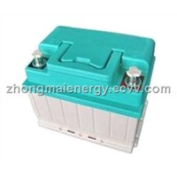 Automobile Starter Battery