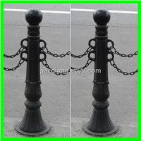 Cast Iron Road Bollard