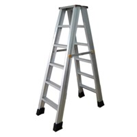 double side aluminum step ladder