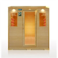 Far Infrared Sauna House