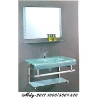 Glass Shower Room Cabinet