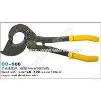 hydraulic cutter charge, cable cut, hydraulic shears CC-500