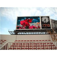 Outdoor Dip Advertising LED Screen