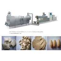 Textured Soybean Protein Food Processing Line