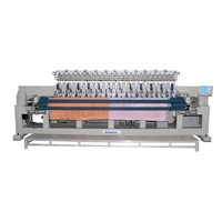 quilting &embroidery machinery