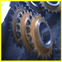 Steel Forging Sprocket Wheel
