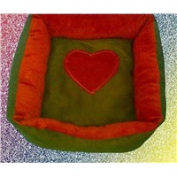 Beautiful Heart Bed for Dogs