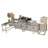 Twin Ring Binding Machine