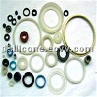 custom silicone O-ring