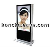 55 LCD AD Display/Network Ad Player with 3G/Wifi