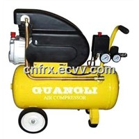 Air Compressor  Air Cooling Type Portable Piston