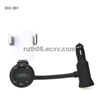 FM transmitter for iPhone4