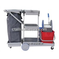 Janitorial Cart (JT 150)