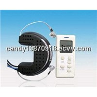 LCD U Shape Infrared Ceiling Fan Remote Control