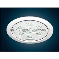 LED modern aluminum ceiling lighting D7009
