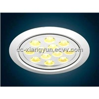 LED modern aluminum ceiling lights D7012