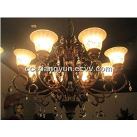 Newest Technology Vintage Europe Ceiling Lamp (89014-8)